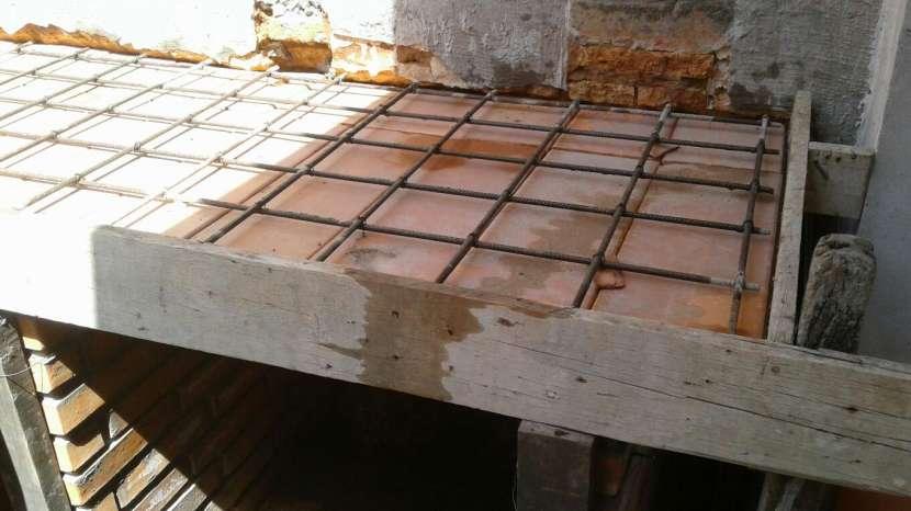 Construcción de casas económicas y quinchos de ladrillo visto - 7