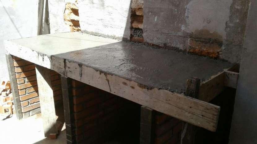Construcción de casas económicas y quinchos de ladrillo visto - 8