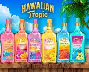 Perfumes Hawaian Tropic