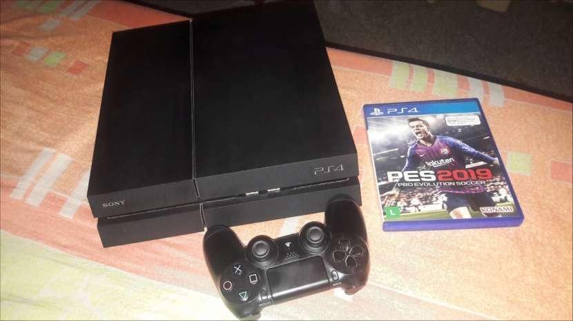 PS4 de 500 gb - 2