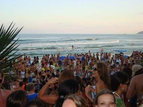 Ferrugem Embaú Florianopolis excursión de Semana Santa 2020 - 2