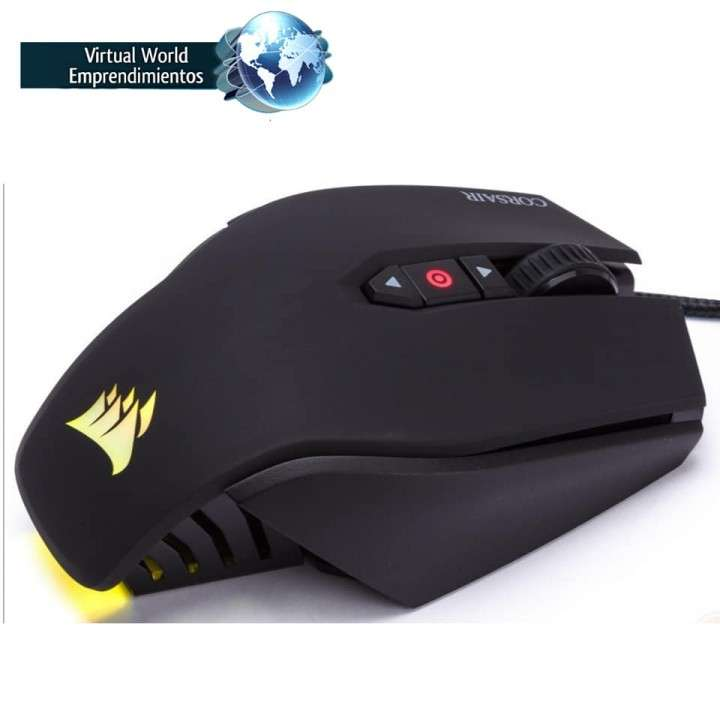 Mouse Gamer FPS M65 PRO RGB - 3