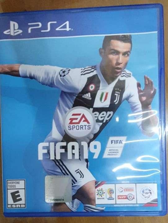Juegos de PS4 - 1