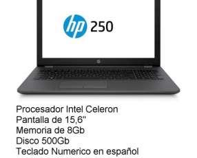Notebook HP 250 G