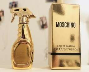 Moschino fresh couture gold edp 100 ml