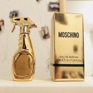Moschino fresh couture gold edp 100 ml - 0