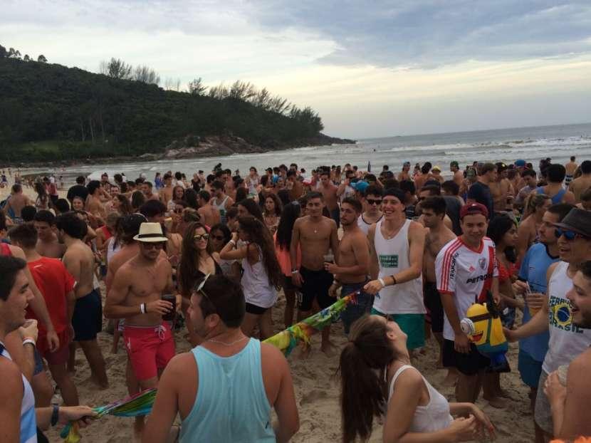 Ferrugem Embaú Florianopolis excursión de Semana Santa 2020 - 0