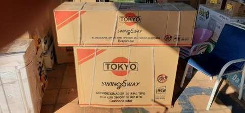 Aire acondicionado Tokyo 30.000 btu - 1