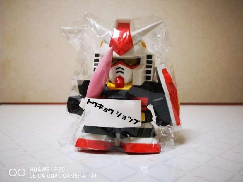 Figura mecha Gundam - 0