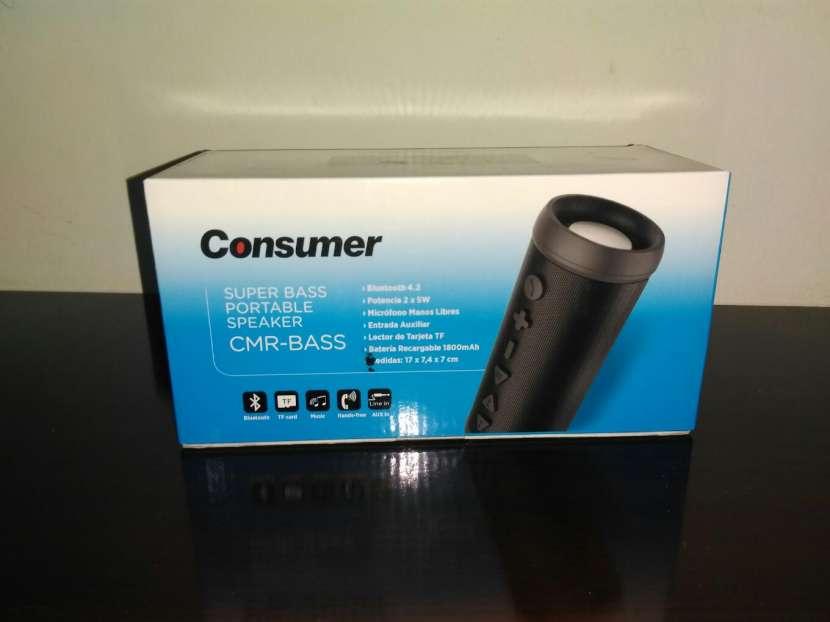 Speaker Consumer - 0
