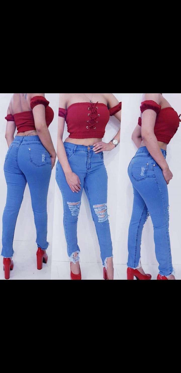 Jeans brasileros - 1