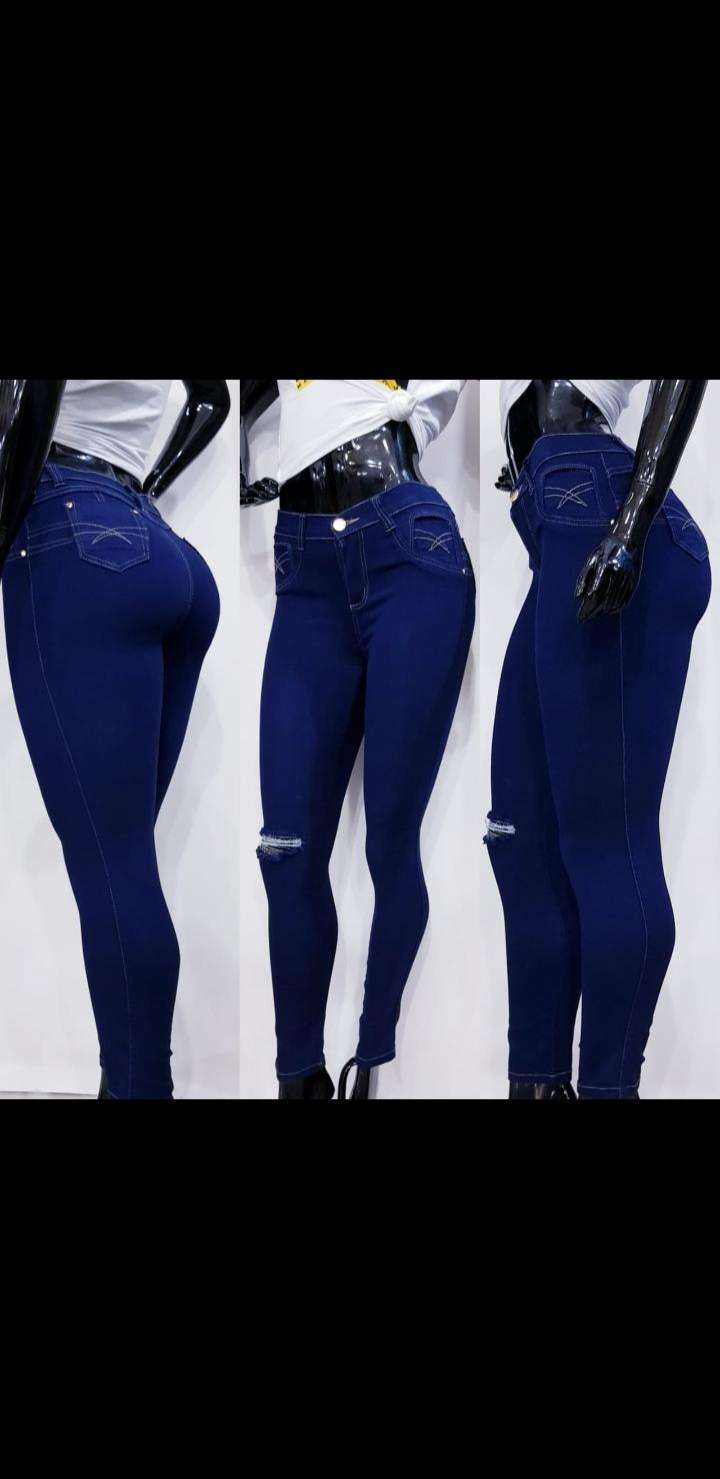 Jeans brasileros - 2