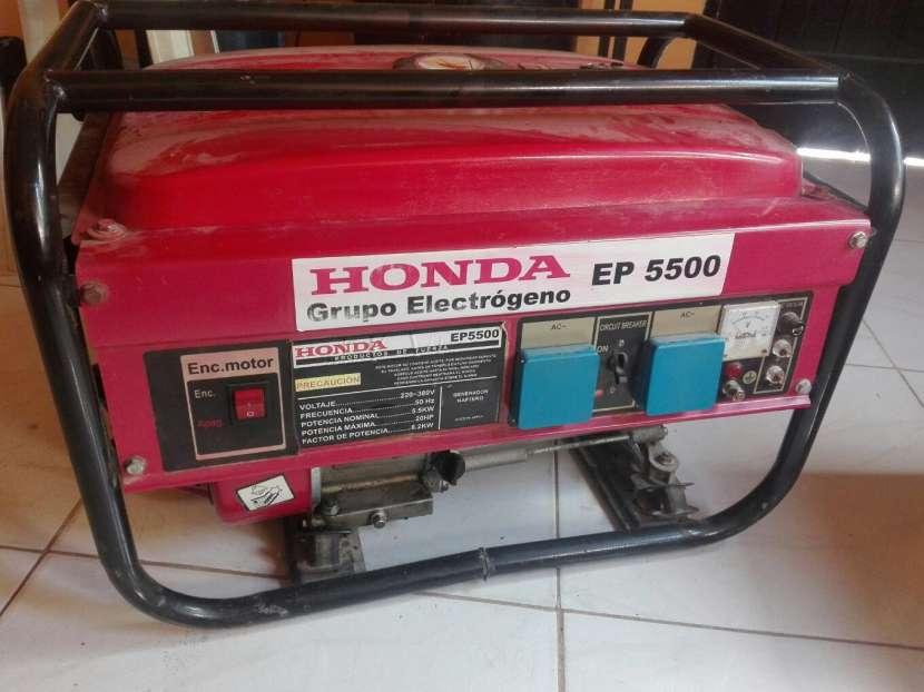 Generador Onda EP 5500 - 3