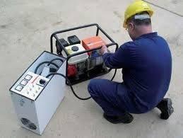 Mantenimiento de generadores