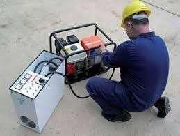Mantenimiento de generadores - 0