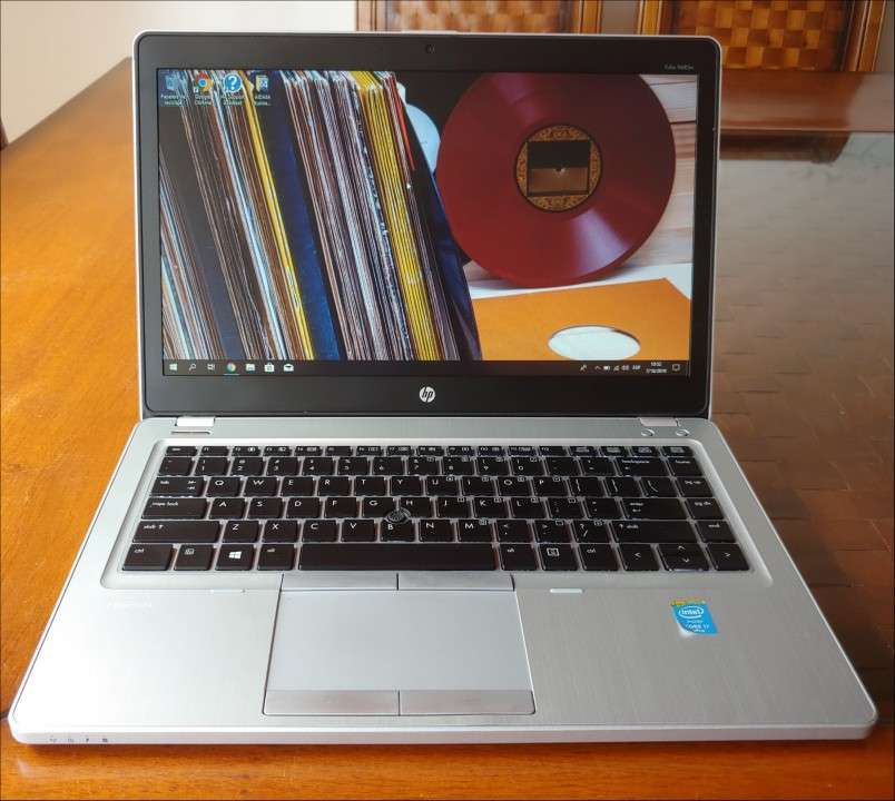 Notebook HP Folio 9480 i7 8GB SSD - 6