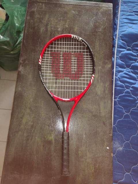 Raqueta de tenis Wilson - 0