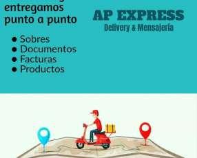 Delivery & Mensajería