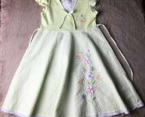 Vestido color verde