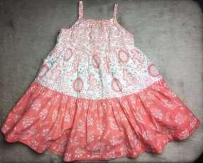Vestido tipo solera