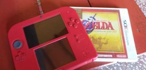 Nintendo 2DS Mario Kart 7 edition - 4