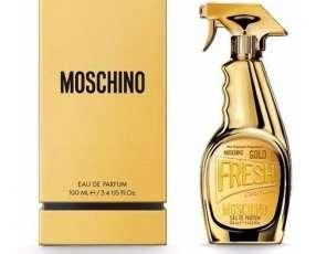 Moschino Gold Fresh Couture: la nueva fragancia