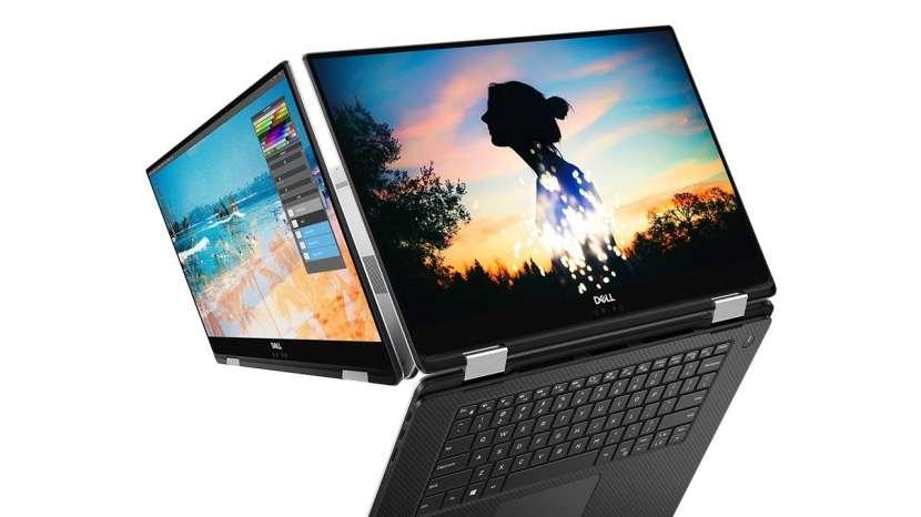 Dell XPS 15 2-in-1 9575 8th Gen Intel Core i7-8705G Radeon - 2