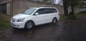 Honda Odyssey 2007 motor 3500 naftero automático