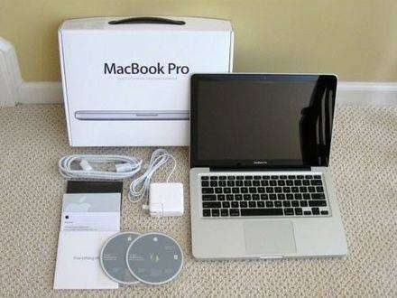 Apple Macbook Pro 13 Inch Retina - 0