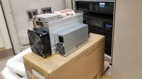 Antminer S9 14TH + Supply Unit, Antminer D3