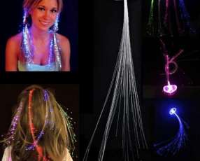 Decorativo LED para cabello