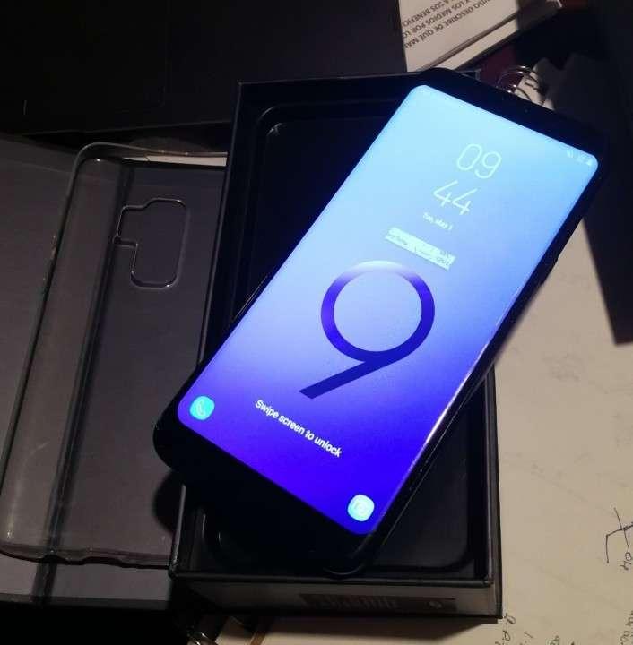 Samsung Galaxy S9+ 128 GB - 0