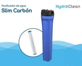 Purificador Slim Carbón