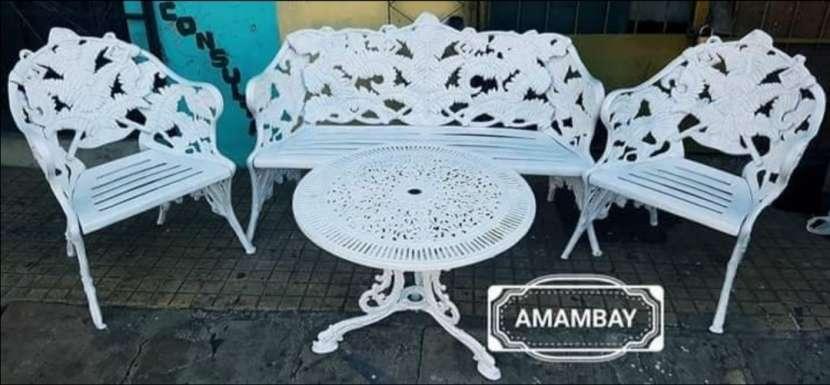 Juego de jardín Amambay - 1