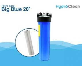 Filtro para agua de 20 Blue