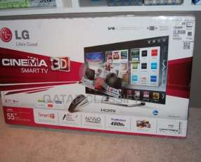 TV LG 55LM9600 55 LED 3D Smart