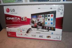 TV LG 55LM9600 55 LED 3D Smart
