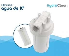 Filtro para agua de 10 pulgadas