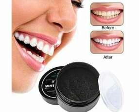 Blanqueador dental en polvo 100% natural