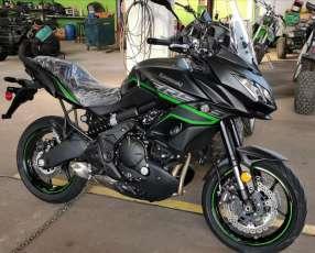 Moto Kawasaki Versys 650 2019
