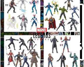 Figuras Oficiales Marvel Legends