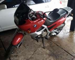 Motocicleta BMW F650 recien importado