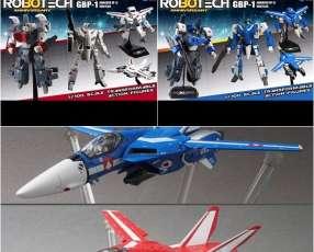 Figuras Robotech Oficiales