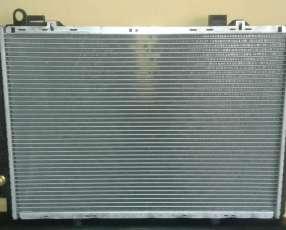 Radiador para Mercedes C250 turbo
