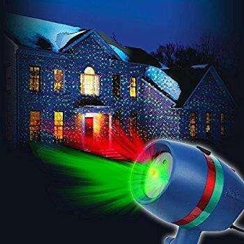 Láser navidad para pared - 2