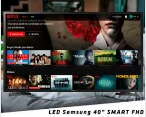 TV LED Smart Samsung de 40 pulgadas