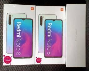 Redmi Note 8 de 64 gb nuevos