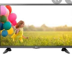 TV LG HD de 32 pulgadas