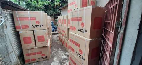 Aire acondicionado VCP 18.000 btu - 1