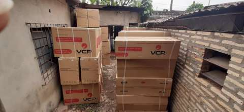 Aire acondicionado VCP 18.000 btu - 2